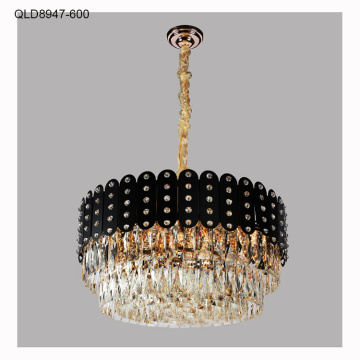 lampadario decorativo all'ingrosso black mount illuminazione moderna
