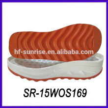 Dame beiläufige Arten outsole Materialdame starke alleinige beiläufige Schuhe Schuh outsole