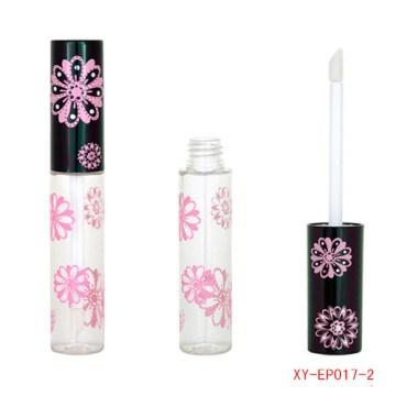 Beautiful Sakura Cosmetic Lipgloss Bottle