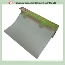Papel de cozimento do pergaminho do silicone