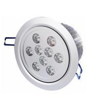 Lumière de LED pour des hôtels / lumières de 9W