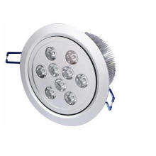 LED Light for Hotels/ 9W Lights