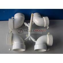 Moule de tuyauterie en plastique, moule de tube (MELEE MOULD -296)