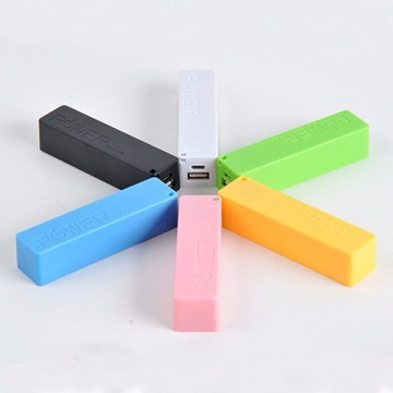 Portable USB External 2200mAh Wholesale Power Bank
