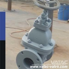 Handwheel Operated Bolted Bonnet Flanged Marine Gate Valve