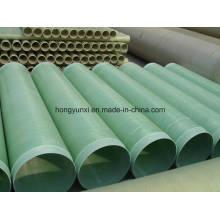Tubo o tubo de arena de fibra de vidrio
