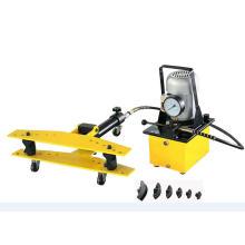 Dobradores hidráulicos elétricos hidráulicos da tubulação de exaustão HHW-3D para a venda