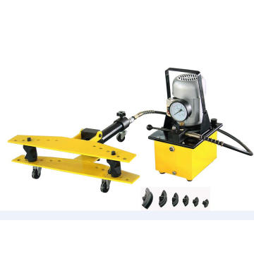 HHW-2D/3D/4D used hydraulic pipe bender for sale , 750W