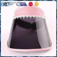 Heißer Verkauf niedriger Preis fashional Sonnenblende Hüte mit gutem Angebot