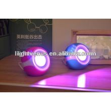 Ambience creative Led mood light with remote controller