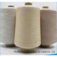 Fil de soie de haute qualité mûri par filé