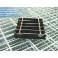 Treillis en acier galvanisé, galvanisé pieds grille en acier, grilles galvanisées