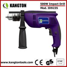 Herramienta eléctrica de taladro de impacto eléctrico Kangton 500W 13mm