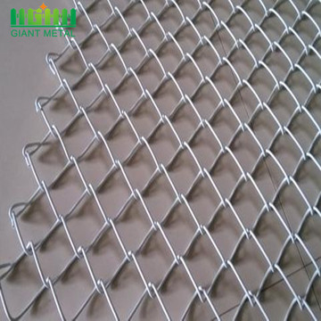 Galvanized PVC Coted Chain Link Fence
