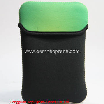 Waterproof Promotional Green Neoprene Laptop Sleeves