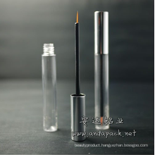 plastic empty liquid eyeliner bottle