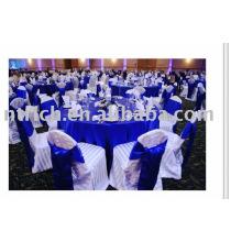 Toalha de mesa cetim de casamento macio