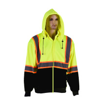 hi vis reflective safety custom biocolor sweatshirt