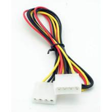 4-poliger Molex-Stromversorgungskabelsatz