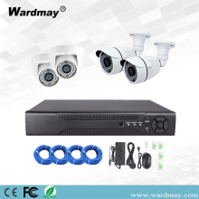 4chs HD 2.0MP POE NVR KITS
