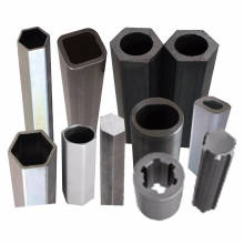 cold drawn special shape seamless steel pipe