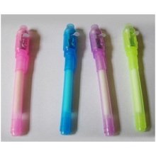 PP Material Promotional Pen, Invisible Light Pen