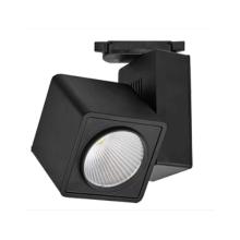 Silo Black 36W LED Track Light