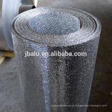 2018 preço de fábrica telhadura bobina de alumínio martelado / strip / folha / rolos