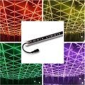 DMX512 led 3d effect video tube