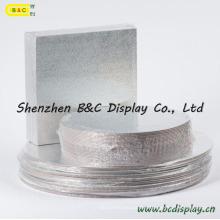 Günstigen Preis mit hochwertigem Aluminiumfolie Papier Rechteck Kuchen Trommeln mit SGS (B & C-K042)