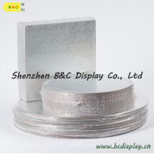 Дешевые Цена с высоким качеством алюминиевой фольги бумажный прямоугольник торт барабаны с SGS (B и C-K042)