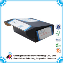 Suministro de caja de envío de diseño personalizado Caja de cartón de verduras corrugado fuerte barato