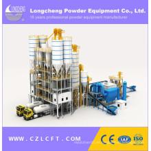 Línea de producción ordinaria de mortero mixto seco