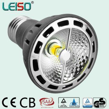 7W 460lm LED PAR20 con chips Gree (P707-PAR20)