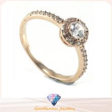 Forme el anillo de plata caliente R10255 de Salejewelry 925)