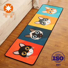 Custom Digital Printing Cartoon Floor Carpet