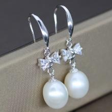 Wholesale Freshwater Pearl Fashion Dangling Earring