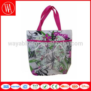 Ева флип-флоп и пляжная сумка комплект