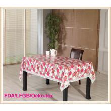 PVC-bedruckte Tischdecke in Rollen Hochzeit / Home Decoration