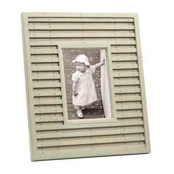 Countryside Style Wooden Photo Frmae for Home Deco