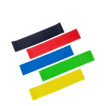 5 Pieces Custom Gym Exercise Resistance Band