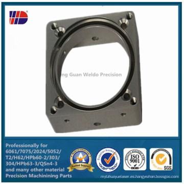 CNC que trabaja a máquina el servicio de torno del CNC de la ingeniería de la precisión del metal