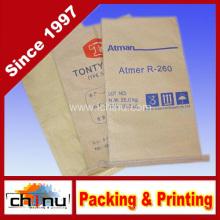 Цементный бумажный мешок (2410)