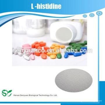 El mejor precio L-Histidine (CAS: 71-00-1) en la acción entrega inmediata buen surtidor