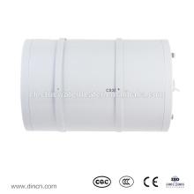 Aquecedor de água quente horizontal 15L ventilação direta