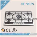 Good Quality 5 Burner Gas Hob for Kitchen Appliance