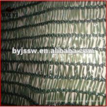 Baixo preço Red Green Shade / rede de sombra com tratamento UV