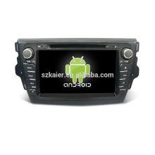 Quatro núcleos! Android 6.0 carro dvd para Great Wall C30 com 8 polegada Tela Capacitiva / GPS / Link Espelho / DVR / TPMS / OBD2 / WIFI / 4G