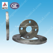 SORF Slip-on Forged Flanges