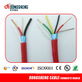 8-жильный кабель охранной сигнализации